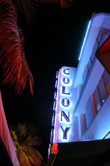 Colony Hotel South Beach Miami by Nikki H, Find Your Delight